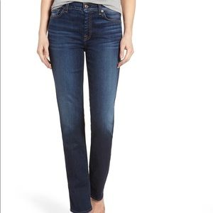 """New! 7 For All Mankind """"Dylan"""" Straight Leg Jean"""